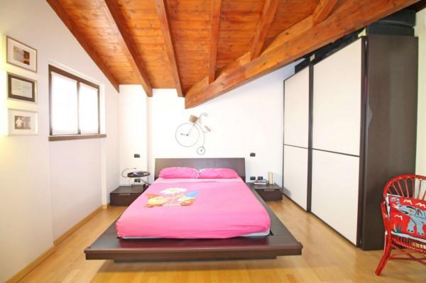 Appartamento in vendita a Cassano d'Adda, Stazione, 130 mq - Foto 11