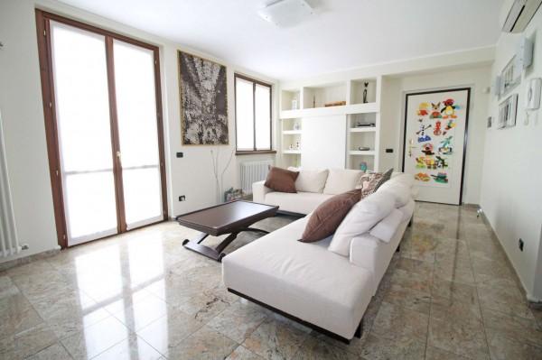 Appartamento in vendita a Cassano d'Adda, Stazione, 130 mq - Foto 6