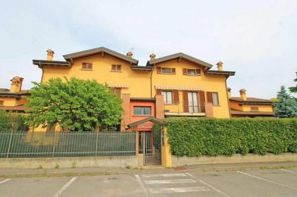 Appartamento in vendita a Cassano d'Adda, Stazione, 130 mq - Foto 1