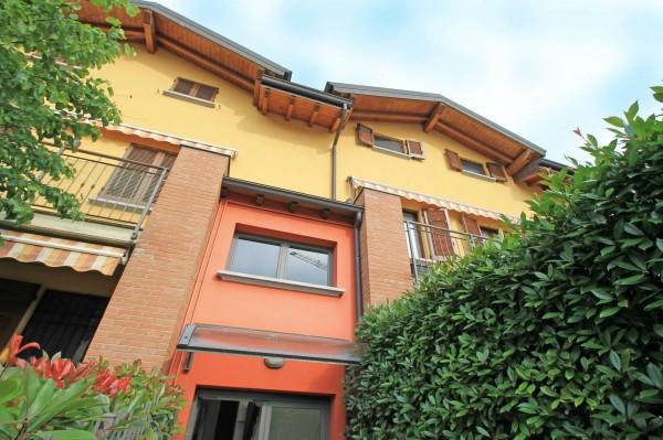Appartamento in vendita a Cassano d'Adda, Stazione, 130 mq - Foto 17