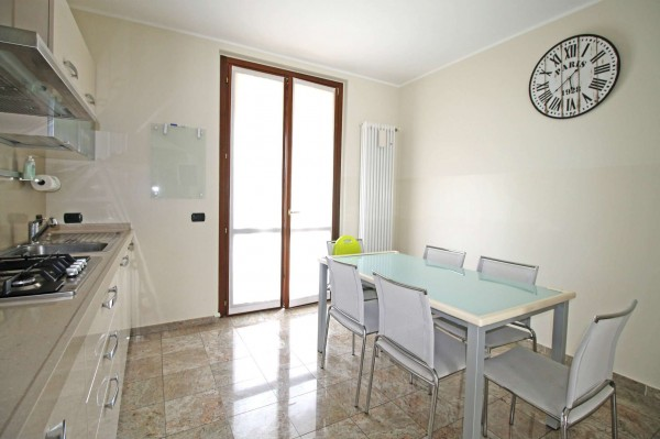 Appartamento in vendita a Cassano d'Adda, Stazione, 130 mq - Foto 4
