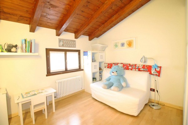 Appartamento in vendita a Cassano d'Adda, Stazione, 130 mq - Foto 10