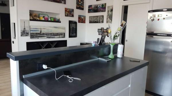 Appartamento in vendita a Venaria Reale, Gallo Praile, 120 mq