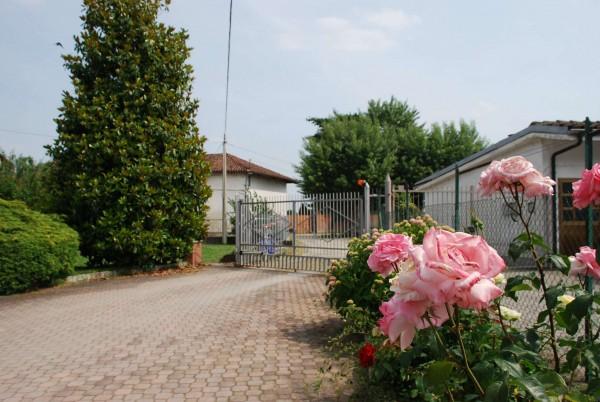 Casa indipendente in vendita a Castagnole Piemonte, Centro Paese, Con giardino, 130 mq - Foto 16