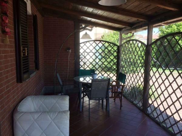 Casa indipendente in vendita a Castagnole Piemonte, Centro Paese, Con giardino, 130 mq - Foto 4