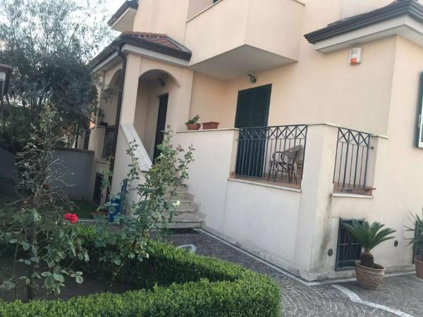 Villa in vendita a Sant'Anastasia, Arredato, con giardino, 270 mq - Foto 22