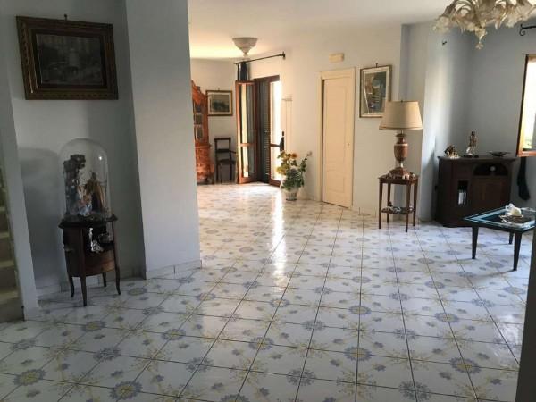 Villa in vendita a Sant'Anastasia, Arredato, con giardino, 270 mq - Foto 5