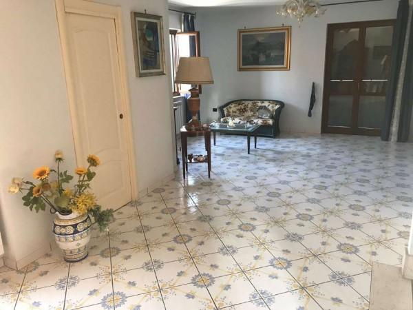 Villa in vendita a Sant'Anastasia, Arredato, con giardino, 270 mq - Foto 4