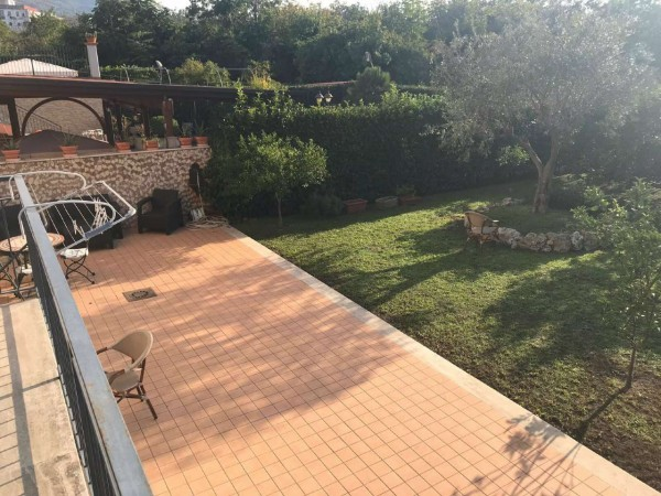 Villa in vendita a Sant'Anastasia, Arredato, con giardino, 270 mq - Foto 7