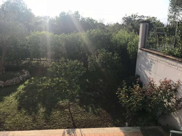 Villa in vendita a Sant'Anastasia, Arredato, con giardino, 270 mq - Foto 8