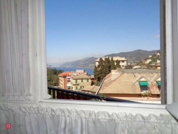 Appartamento in vendita a Camogli, Boschetto, Con giardino, 85 mq