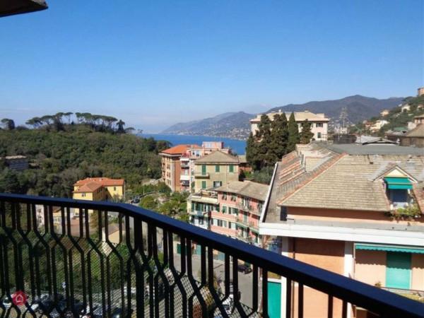 Appartamento in vendita a Camogli, Boschetto, Con giardino, 85 mq - Foto 9
