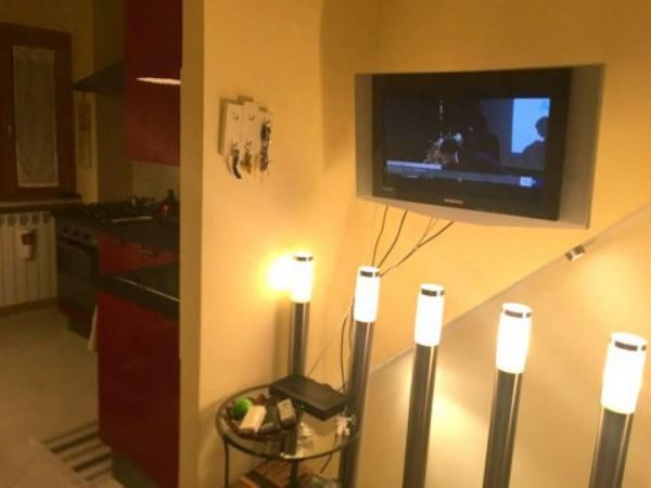 Appartamento in vendita a Nichelino, Torino, Arredato, con giardino, 75 mq - Foto 17