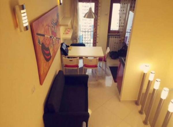 Appartamento in vendita a Nichelino, Torino, Arredato, con giardino, 75 mq - Foto 24
