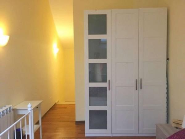 Appartamento in vendita a Nichelino, Torino, Arredato, con giardino, 75 mq - Foto 8