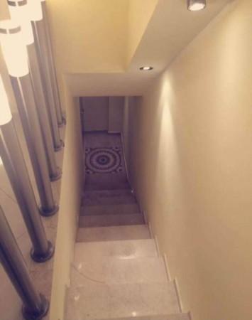Appartamento in vendita a Nichelino, Torino, Arredato, con giardino, 75 mq - Foto 19