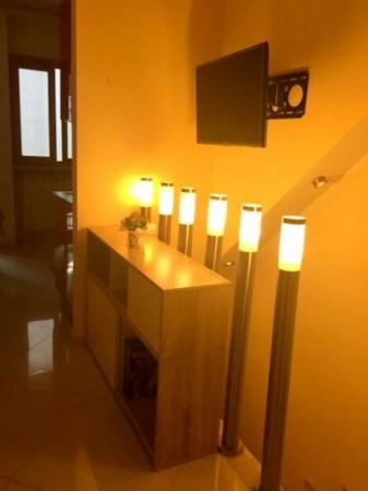 Appartamento in vendita a Nichelino, Torino, Arredato, con giardino, 75 mq - Foto 7