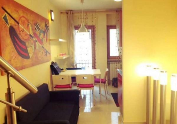 Appartamento in vendita a Nichelino, Torino, Arredato, con giardino, 75 mq - Foto 25