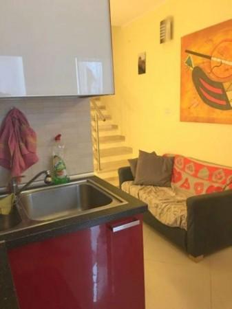 Appartamento in vendita a Nichelino, Torino, Arredato, con giardino, 75 mq - Foto 9