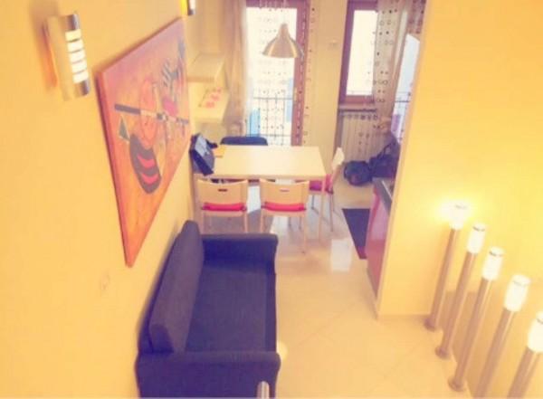 Appartamento in vendita a Nichelino, Torino, Arredato, con giardino, 75 mq - Foto 33