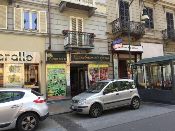 Locale Commerciale  in vendita a Torino, Arredato, 110 mq