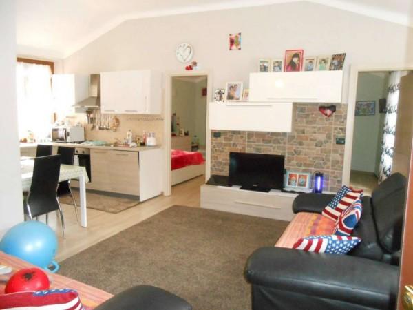 Appartamento in vendita a Genova, Quezzi, 60 mq