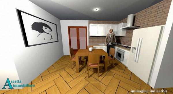 Appartamento in vendita a Taranto, Residenziale, Con giardino, 70 mq - Foto 6