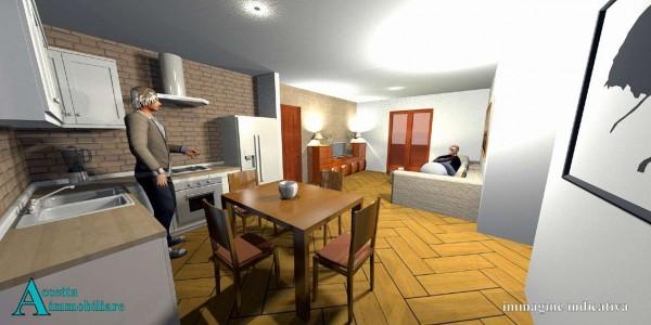 Appartamento in vendita a Taranto, Residenziale, Con giardino, 70 mq - Foto 7