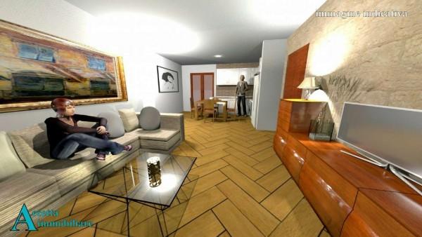 Appartamento in vendita a Taranto, Residenziale, Con giardino, 70 mq - Foto 12