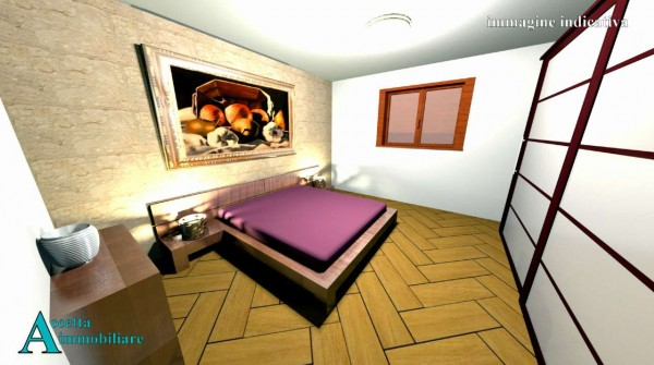 Appartamento in vendita a Taranto, Residenziale, Con giardino, 70 mq - Foto 5