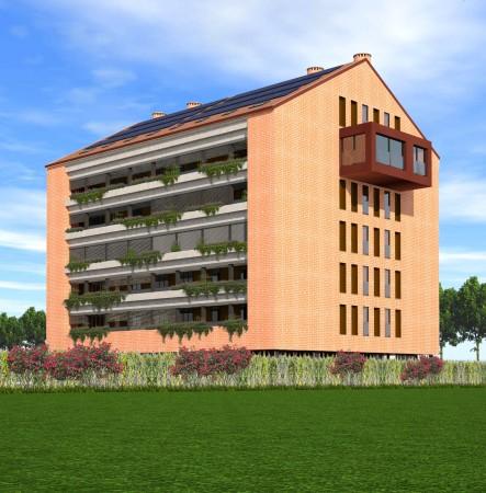 Appartamento in vendita a Agrate Brianza, Via Vismara, 125 mq - Foto 9