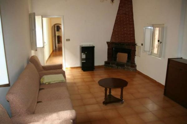 Villa in vendita a Santi Cosma e Damiano, Scauri, Con giardino, 166 mq - Foto 8