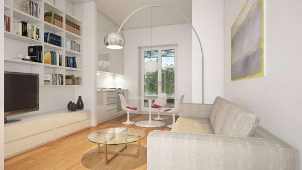 Appartamento in vendita a Milano, Vincenzo Monti, 46 mq