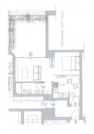 Appartamento in vendita a Milano, Via Vincenzo Monti, 49 mq - Foto 3