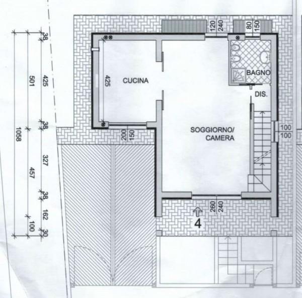 Casa indipendente in vendita a Brebbia, 239 mq - Foto 4