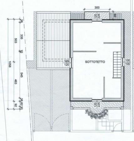 Casa indipendente in vendita a Brebbia, 239 mq - Foto 3