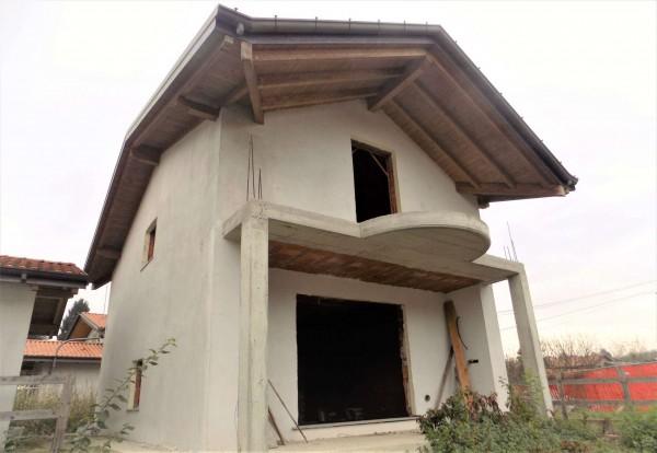Casa indipendente in vendita a Brebbia, 239 mq - Foto 10