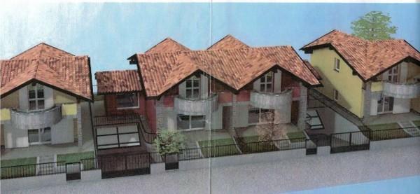 Villetta a schiera in vendita a Brebbia, 239 mq - Foto 6