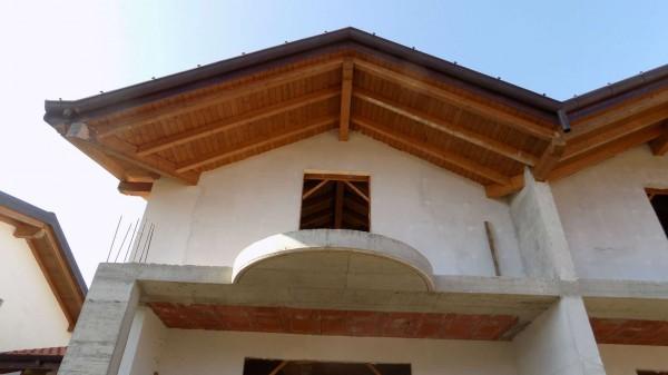 Villetta a schiera in vendita a Brebbia, 239 mq - Foto 5