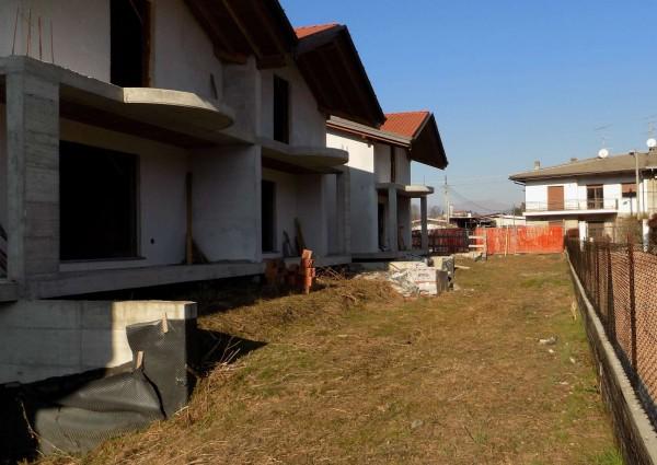 Villetta a schiera in vendita a Brebbia, 239 mq - Foto 7