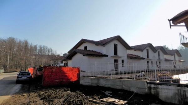 Villetta a schiera in vendita a Brebbia, 239 mq - Foto 9