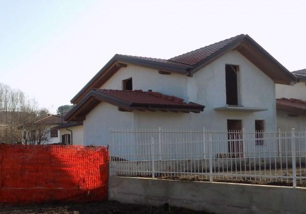 Villetta a schiera in vendita a Brebbia, 239 mq - Foto 10
