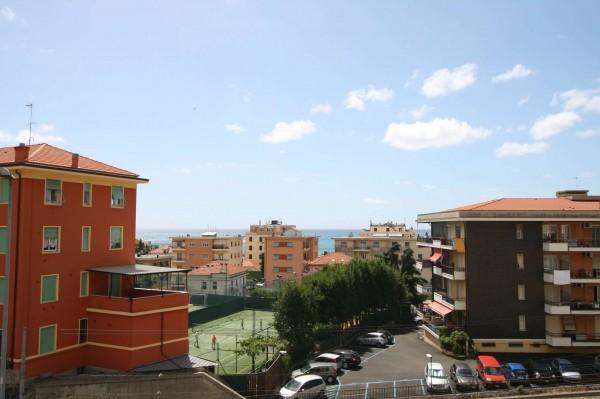 Appartamento in vendita a Varazze, Stazione, Arredato, con giardino, 50 mq - Foto 6
