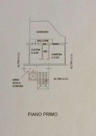 Appartamento in vendita a Varazze, Stazione, Arredato, con giardino, 50 mq - Foto 2