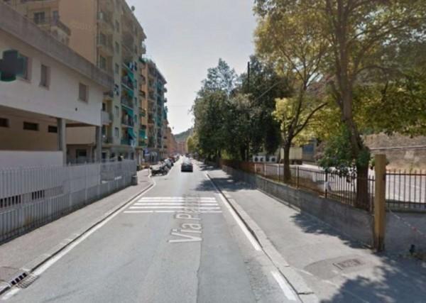 Locale Commerciale  in affitto a Genova, Molassana, 210 mq