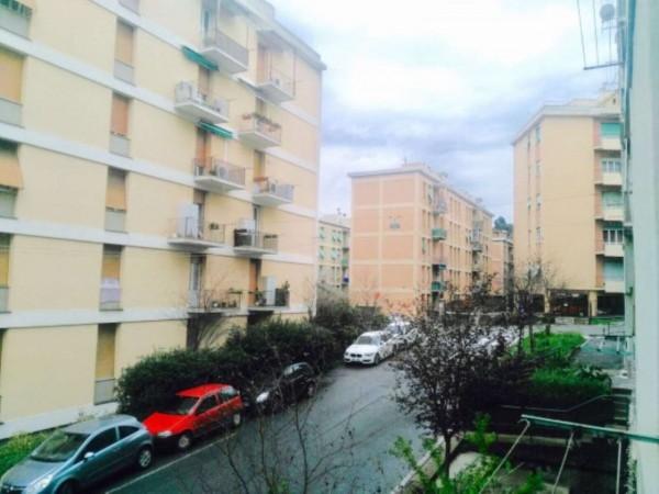 Appartamento in vendita a Genova, Sestri Ponente, 50 mq - Foto 13