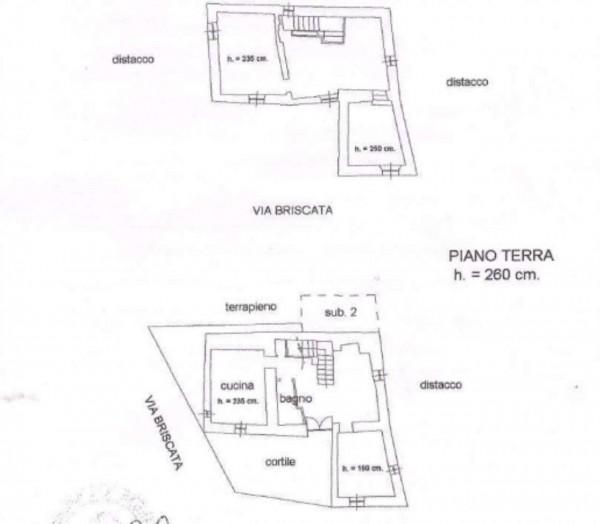 Villa in vendita a Genova, Sestri Ponente, Con giardino, 145 mq - Foto 2