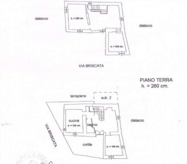 Villa in vendita a Genova, Sestri Ponente, Con giardino, 145 mq - Foto 12