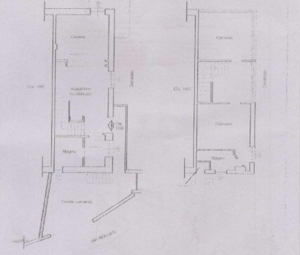 Villa in vendita a Genova, Sestri Ponente, Con giardino, 100 mq - Foto 14