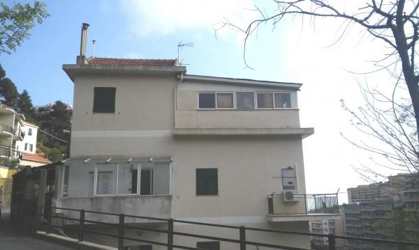 Villa in vendita a Genova, Sestri Ponente, Con giardino, 100 mq - Foto 7
